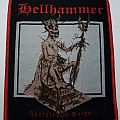 "Hellhammer ""Apocalyptic Raids"" patch"