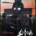 SODOM- posters/etc. Other Collectable