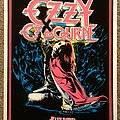 OZZY- posters/etc. Other Collectable