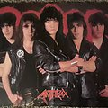 ANTHRAX- poster/vinyl