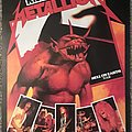Metallica - Other Collectable - METALLICA- posters/mags/etc.