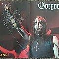 GORGOROTH- posters/vinyl
