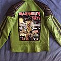 Green Killers Tribute Leather Jacket