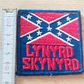 lynyrd skynyrd - vintage - patch