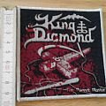 King Diamond - patch - the puppet master