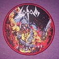 Sodom - Patch - Code Red
