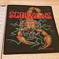 scorpions - patch - 1989
