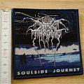 darkthrone - woven patch - soulside journey