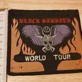 Black Sabbath - Patch -world tour