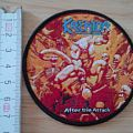 kreator - patch - pleasure to kill