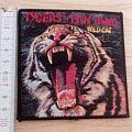 tygers of pan tang - patch -wildcat