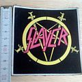 Slayer - rubber - patch