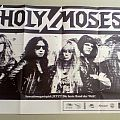 Holy Moses - Other Collectable - holy moses - poster - early 90s