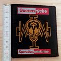 queensryche - patch - operation mindcrime