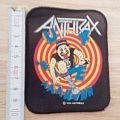 Anthrax - Patch - euphoria