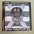 S.O.D. - vinyl - speak english or die 1985