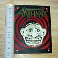Anthrax - leather - Patch