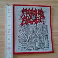 morbid angel - patch - covenant
