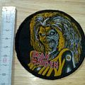 iron maiden - vintage - patch - killers