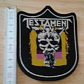 testament - patch - the legacy