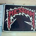 Messiah - Patch - messiah - rubber - patch