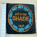 kiss - patch - hot in the shade