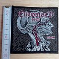 entombed a.d. - patch - dead dawn