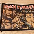 iron maiden - patch - piece of mind