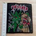 tankard - vintage - patch - hair of the dog