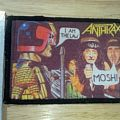 Anthrax - Patch - im the law