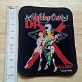 mötley crüe - patch - dr. feelgood