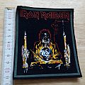 iron maiden - patch - the clairvoyant