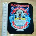 iron maiden - patch - the first ten years