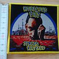 righteous pigs - patch - stress related