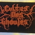 Cultes Des Ghoules - Patch - Cultes des Ghoules logo patch