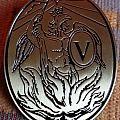 Vemod Phoenix logo pin