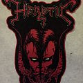 Heretic - Back patch