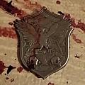Svartidauði - Raven logo pin