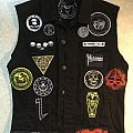 Saligia - Battle Jacket - Denim vest #1