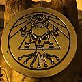 Behexen - Pin / Badge - Behexen - Death's Black Light pin