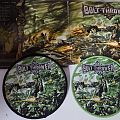 """Bolt Thrower """"Honour - Valour - Pride"""" circle patches"""