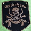 """Motörhead """"March Or Die"""" brass pin Pin / Badge"""