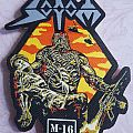 SODOM 'M16' shape patch