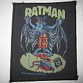 "RISK ""Ratman"" kult patch org.1990 Drakkar Promotion"