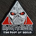 "Iron Maiden ""The Book Of Souls Tour 2016"" patch lim. Edition"