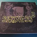 SICKNESS 3 - CD lim. ed. very rare