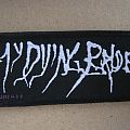 My Dying Bride - Patch - My DYING BRIDE Logo patch