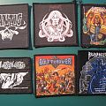 more patches...need money