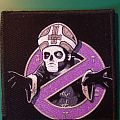 """Ghost """"Ghostbusters"""" patch"""
