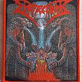 Dismember 'Like An Everflowing Stream' bootleg patch